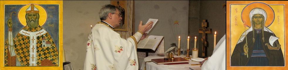 Paroisse orthodoxe Sainte Geneviève Saint Martin
